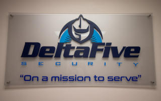 delta five security on a mission to serve